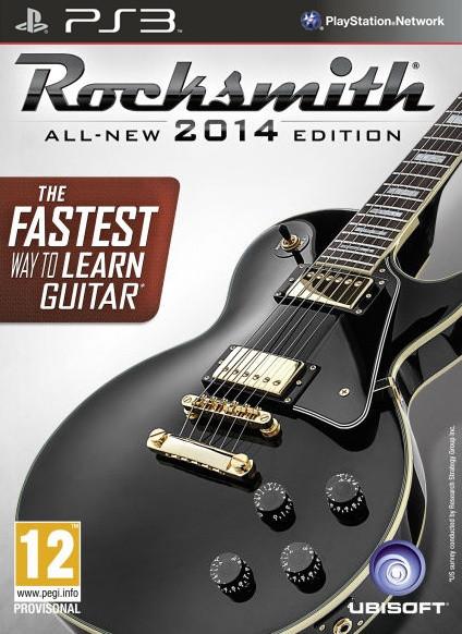 Rocksmith 2014 - PS3