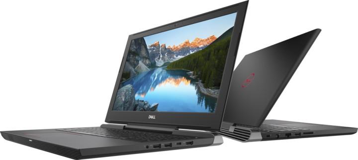 Dell Inspiron 15 (7577), černá