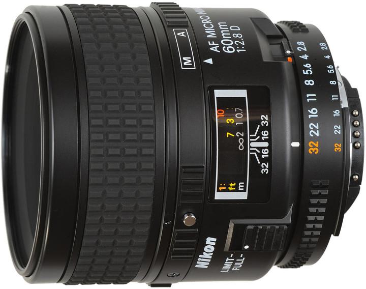 Nikkor 60mm f/2.8D AF Micro