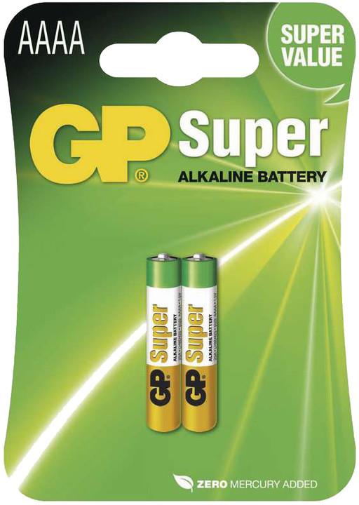 GP, 25A, alkalická, 2ks