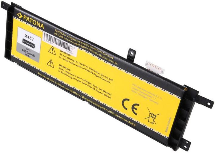 Patona baterie pro ntb ASUS X453 4000mAh Li-Pol 7,2V
