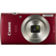 Canon IXUS 185, červená