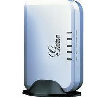 Grandstream HT502 - Analogový adaptér, 2x FX port, 1x 10/100
