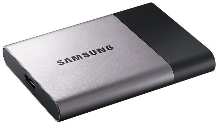 """Samsung 2.5"""", USB 3.1 - 1TB"""