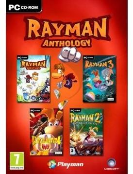 Rayman Anthology - PC