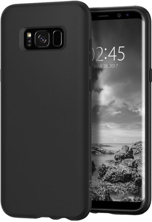Spigen Liquid Crystal pro Samsung Galaxy S8, matte black