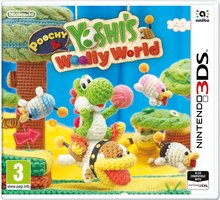 Poochy & Yoshi's Woolly World (3DS) - 045496474546