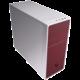BITFENIX Neos, bílá/červená