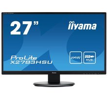 "iiyama ProLite X2783HSU-B1 - LED monitor 27"""