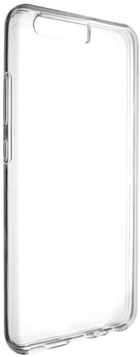 FIXED TPU gelové pouzdro pro Huawei P10, bezbarvé