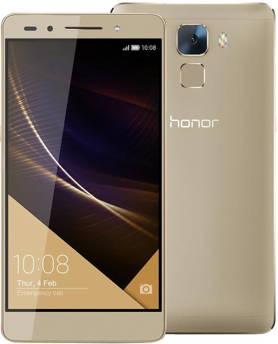 Honor 7, zlatá