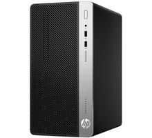 HP ProDesk 400 G4 MT, černá - 1QN60ES