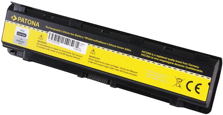 Patona baterie pro Toshiba Satellite C50 6600mAh Li-Ion 11,1V