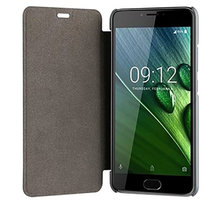 Acer Flip Cover pro telefon Acer Liquid Z6 Plus, šedý - HP.ACBST.023