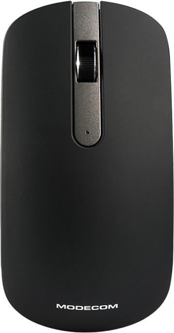 Modecom MC-WM102, černo-stříbrná