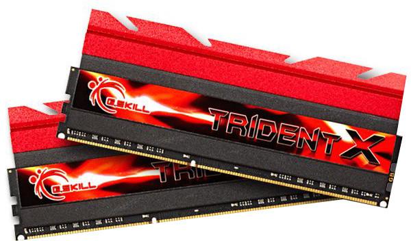 G.SKill TridentX 16GB (2x8GB) DDR3 2400 CL10