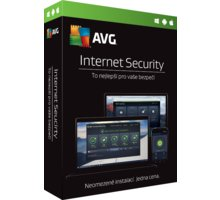 AVG Internet Security - Unlimited, (12 měs.) - GSREN12EXXA000