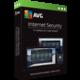 AVG Internet Security - Unlimited, (12 měs.)