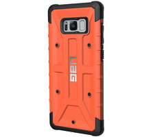 UAG pathfinder case Rust, orange - Samsung Galaxy S8+ - GLXS8PLS-A-RT