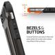 Spigen Tough Armor Tech ochranný kryt pro iPhone 6/6s, gunmetal