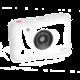 Polaroid pro fotoaparát Polaroid SNAP, silikonové, bílé