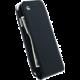 Krusell KALMAR WalletCase kožené pouzdro pro Apple iPhone 6, černá
