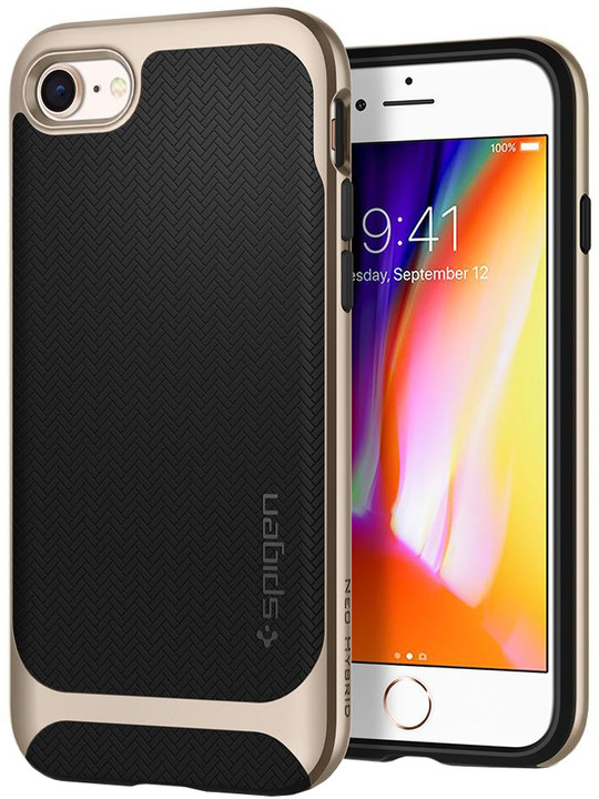 Spigen Neo Hybrid Herringbone iPhone 7/8, gold