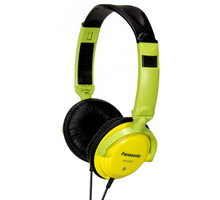 Panasonic RP-DJS200E-Y, žlutá