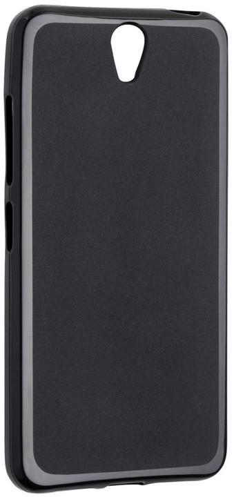 FIXED TPU gelové pouzdro pro Lenovo Vibe S1, černá
