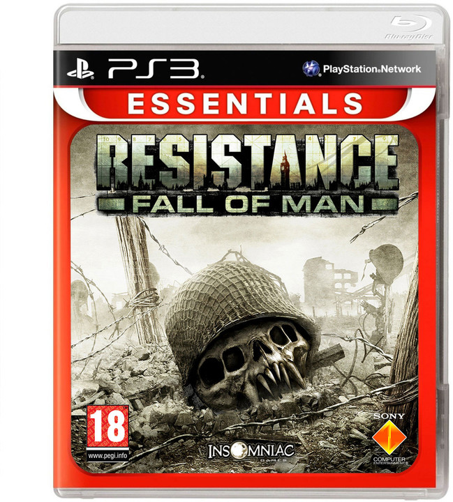 Resistance: Fall of Man (Essentials) - PS3