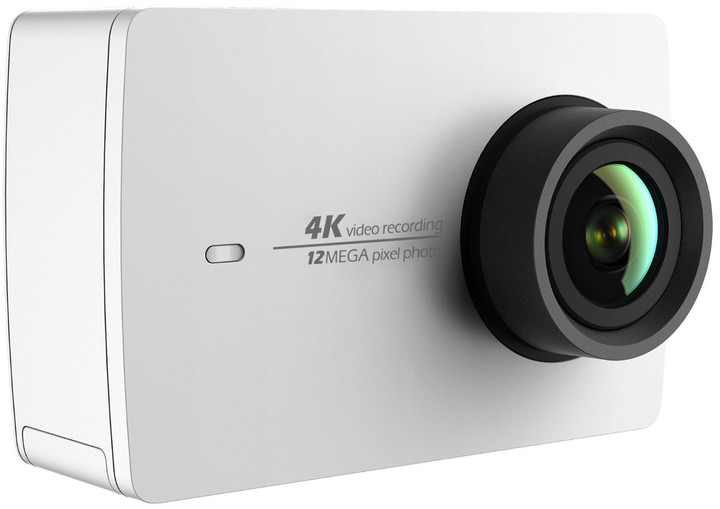 Xiaomi Yi 4K Action Camera, bílá