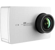Xiaomi Yi 4K Action Camera, bílá - YIAC4KKITW + Vodotěsné pouzdro pro Xiaomi Yi v ceně 890 Kč