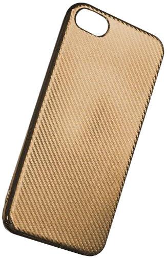 Forever silikonové (TPU) pouzdro pro Huawei P10 LITE, carbon/zlatý