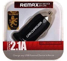 Remax auto adaptér do zapalovače - 2,1 A - AA-053