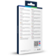 FIXED gelové pouzdro pro Acer Liquid Zest (Z528), bezbarvá