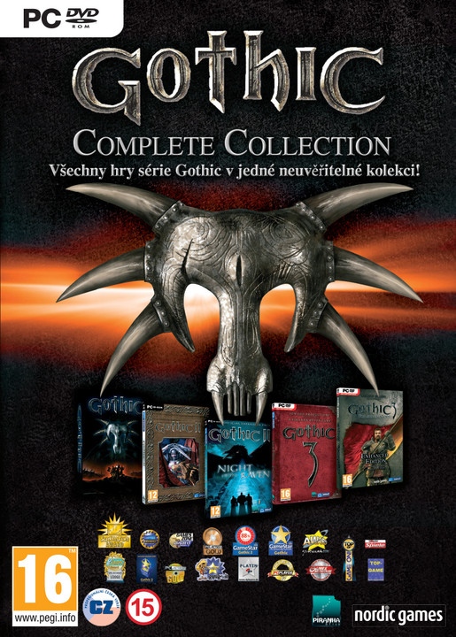 Gothic Complete Collection (PC)