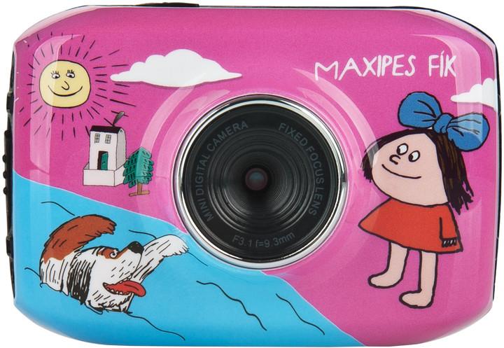 GoGEN MAXI KAMERA P, outdor kamera, růžová