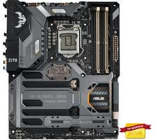 ASUS SABERTOOTH Z170 MARK 1 - Intel Z170 - 90MB0MG0-M0EAY0