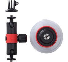 JOBY Suction Cup&Locking Arm, černá/červená - E61PJB01330