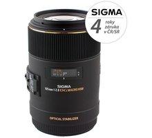 SIGMA 105/2.8 MACRO EX DG OS HSM Canon - SI 258954