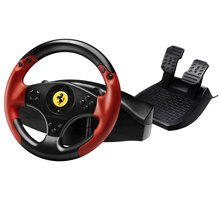 Thrustmaster Ferrari Racing Wheel Red Legend Edition (PC, PS3) - 4060052
