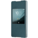 Sony SCR30 Style Cover Window pouzdro pro Xperia Z3+, aqua
