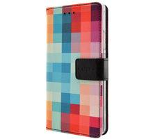 FIXED Opus pouzdro typu kniha pro Samsung Galaxy J5 (2016), motiv Dice - FIXOP-106-DI
