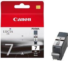 Canon PGI-7 BK, černá - 2444B001
