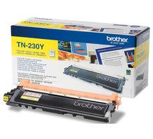 Brother TN-230Y, yellow - TN230Y + Fotopapír Safeprint pro laserové tiskárny Glossy, 135g, A4, 10 sheets v hodnotě 100Kč