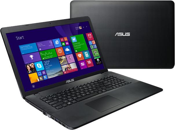 ASUS X751SJ-TY006T, černá