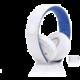 PlayStation - Wireless Stereo Headset 2.0, bílá
