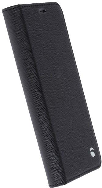 Krusell MALMÖ 4 flipové pouzdro pro LG G6, černá