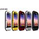 Love Mei Case Huawei P7 Three anti White+Black