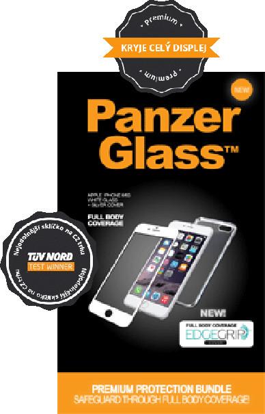 PanzerGlass Premium - Ochrana celého telefonu - pro Apple iPhone 6 - Edge Grip